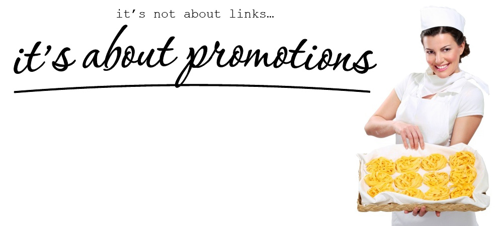 it's not about links